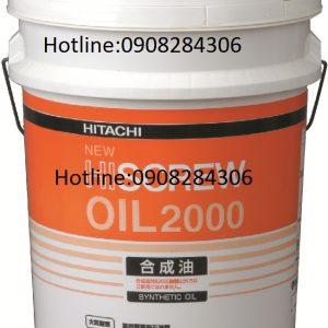 Dầu máy nén khí Hitachi Hi Screw Oil 2000